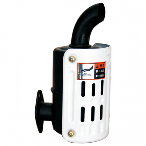 F170防烫消声器