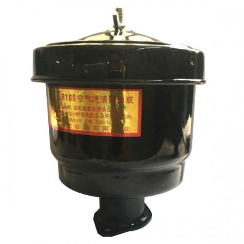 上海R180法兰油浴式空滤器